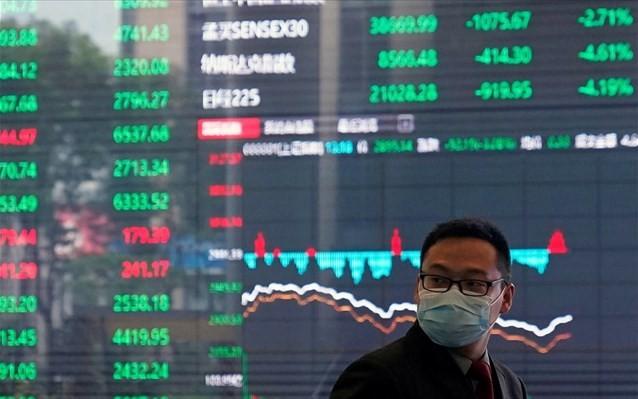 Σε θετική τροχιά οι μετοχές στην Ασία