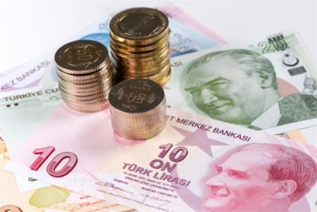 Τουρκία: Πτώση 0,7% της ισοτιμίας της λίρας