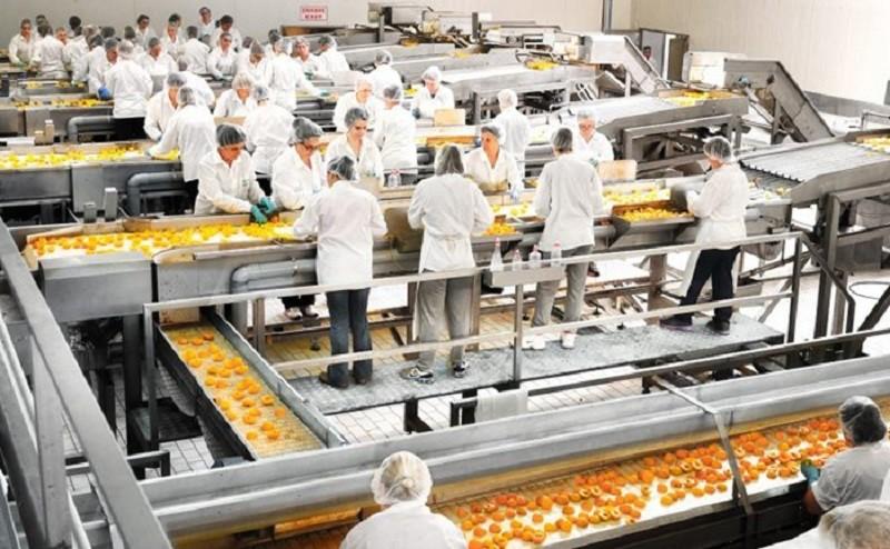 Αυξήθηκαν οι τιμές παραγωγού στη βιομηχανία τον Μάρτιο