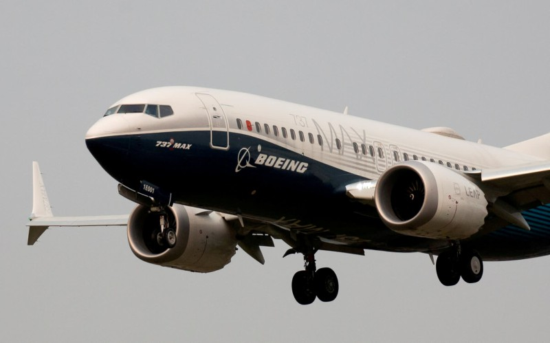 Boeing: Αυξημένες οι παραγγελίες για δεύτερο συνεχή μήνα