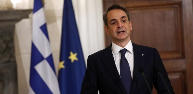 Κ.Μητσοτάκης: Τα 2.500.000 έφθασαν οι εμβολιασμένοι στην Ελλάδα