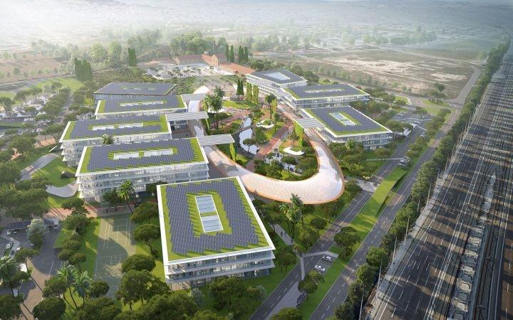 REDS: Αρχίζει σύντομα η υλοποίηση του  Cambas Park