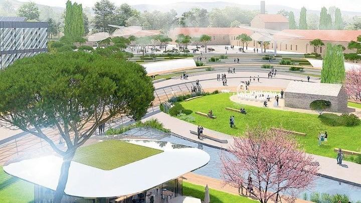 REDS: Στην τελική ευθεία το Cambas Park