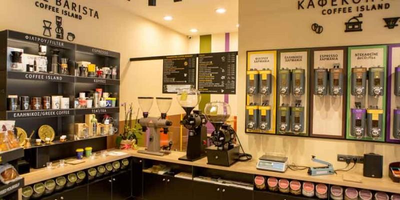 Coffee Island: Τα έχει 400 στην ελληνική αγορά και 49 στο εξωτερικό