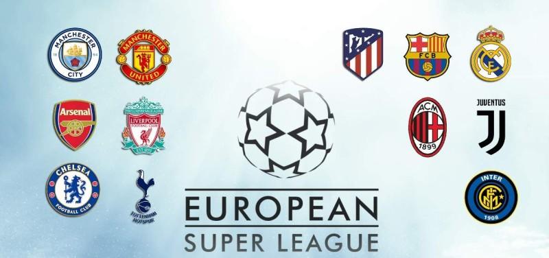 European Super League: Χορός δισ. φέρνει σχίσμα στο ευρωπαϊκό ποδόσφαιρο