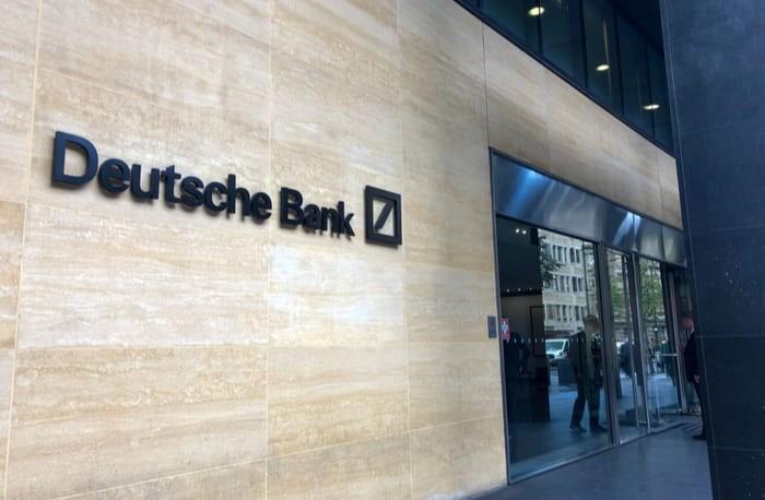 Deutsche Bank: Καθαρά κέρδη 908 εκατ. ευρώ το α' τρίμηνο