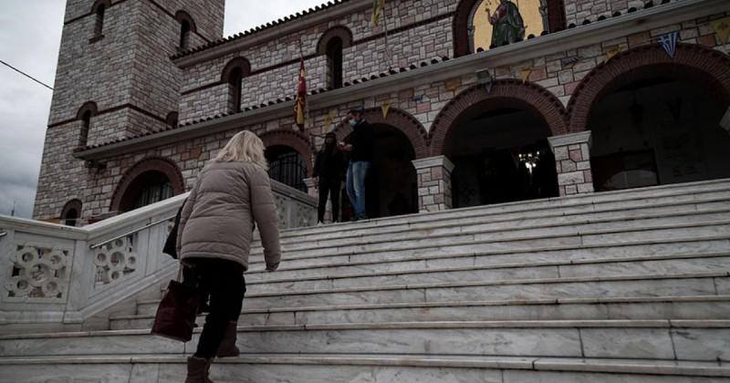 Μ. Εβδομάδα: Τι θα ισχύσει στις εκκλησίες και το Πάσχα