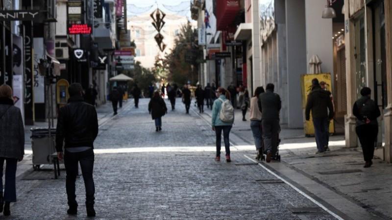 Εξαίρεση περιοχών από το άνοιγμα των λιανεμπορικών καταστημάτων