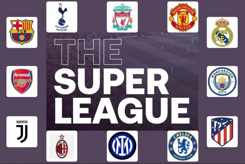 Ευρωπαϊκή Super League: Τριγμοί στο ευρωπαϊκό ποδόσφαιρο