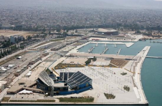 ΕΤΑΔ: Εως 17 Ιουνίου προτάσεις για την αξιοποίηση του Ολυμπιακού κέντρου Φαλήρου