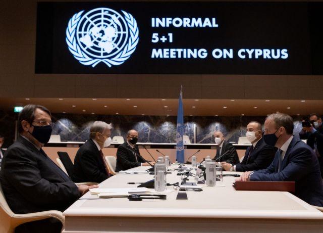 Κυπριακό: Απέλπιδες προσπάθειες Γκουτέρες για επανάληψη συνομιλιών