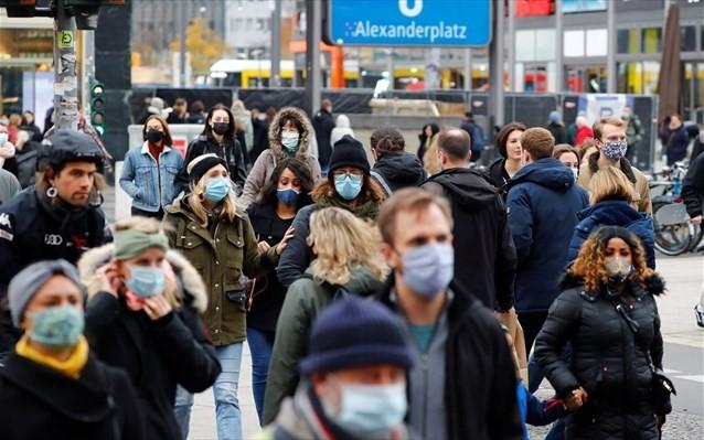Γερμανία: Μόνο με αρνητικό τεστ στη δουλειά