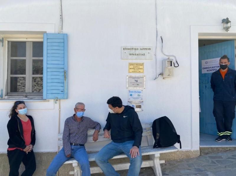 Εμβολιασμοί: Ολοκληρώνονται στα νησιά κάτω από 1.000 κατοίκους