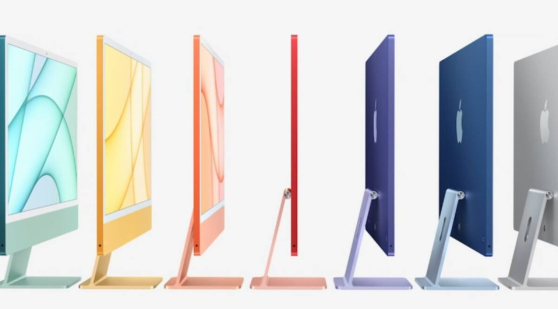 Apple: Παρουσίασε τα νέα iMac και iPad Pro με επεξεργαστή M1
