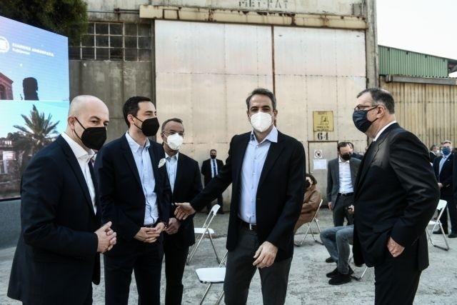 Κ. Μητσοτάκης:: Μετεγκατάσταση 9 υπουργείων στον Υμηττό