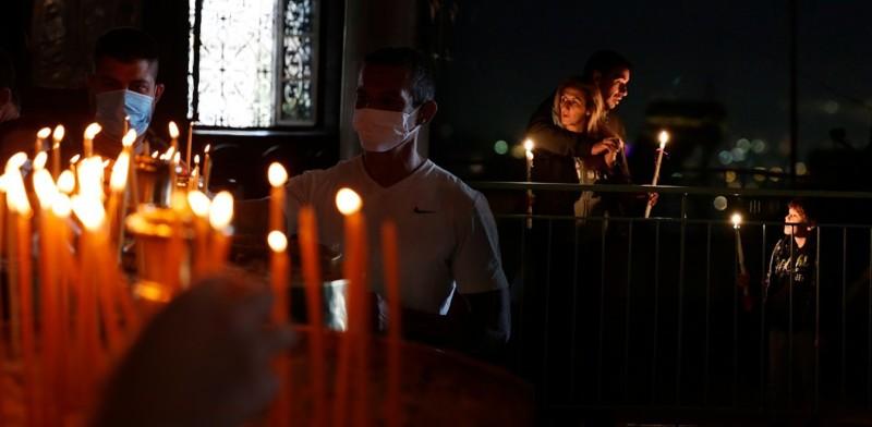 Πάσχα με ανοιχτές εκκλησίες και τήρηση των υγειονομικών πρωτοκόλλων