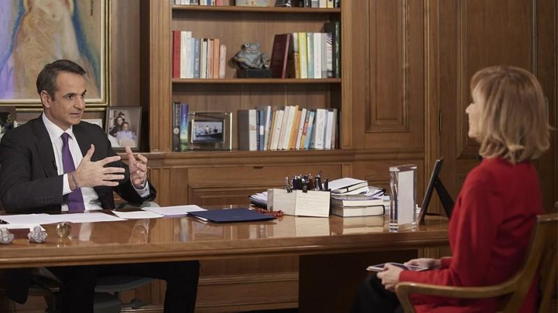 Μητσοτάκης: Δεν θα υπάρξει εισφορά αλληλεγγύης ούτε το 2022