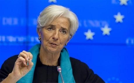 Λαγκάρντ: Ισχυρή ανάπτυξη στην Ευρωζώνη μετά την άρση των lockdown