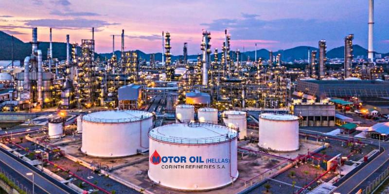 Motor Oil Hellas: Στα 6,12 δισ. ευρώ ο ενοποιημένος τζίρος για το 2020