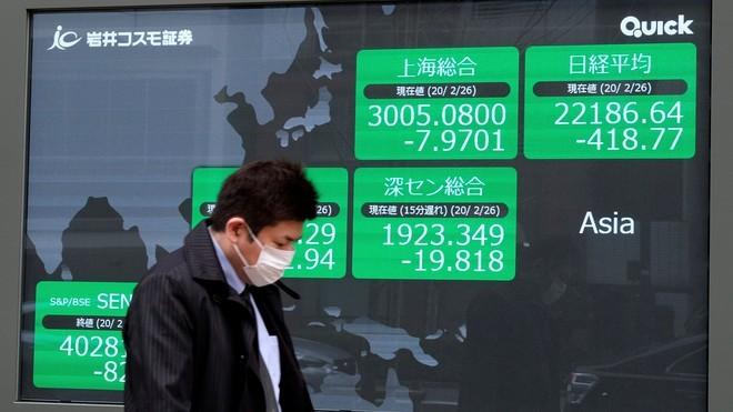 Κέρδη για τις αγορές στην Ασία
