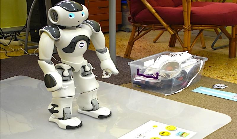 Mobile Technology: Συνεργασία για ενσωμάτωση ρομπότ στην εκπαίδευση