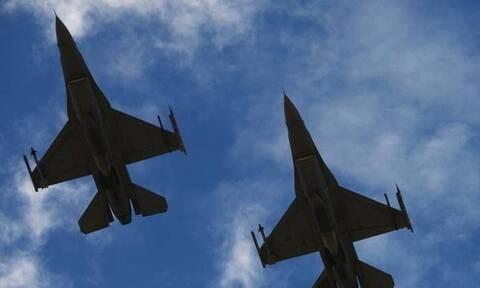 Τουρκική πρόκληση: Υπερπτήσεις F-16 πάνω από Οινούσσες και Παναγιά