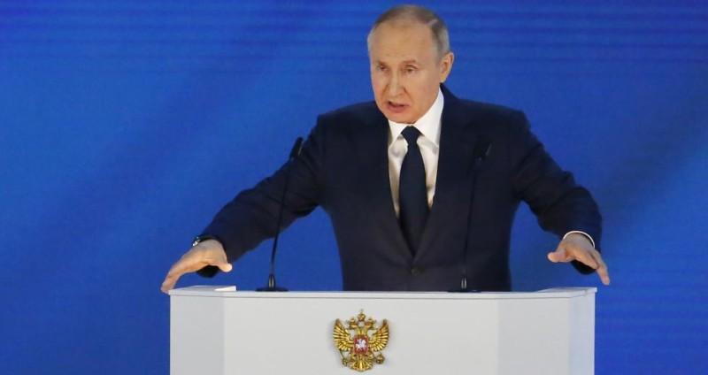 Βλ. Πούτιν: Απειλές προς τη  «συλλογική Δύση» αν περάσει την κόκκινη γραμμή