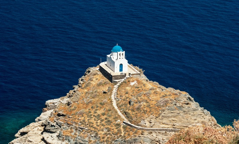 Sunday Times: Ελληνικά νησιά για ιδανικές διακοπές