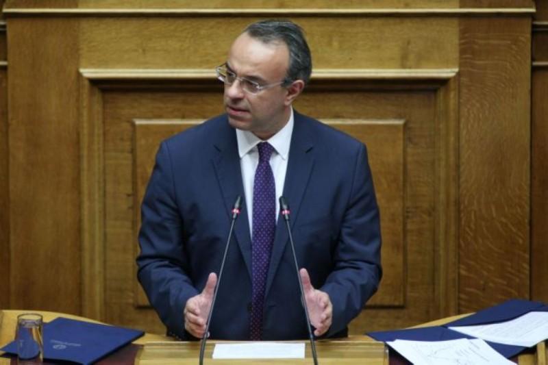 Χρ. Σταϊκούρας: Μετά το Πάσχα οι φορολογικές δηλώσεις