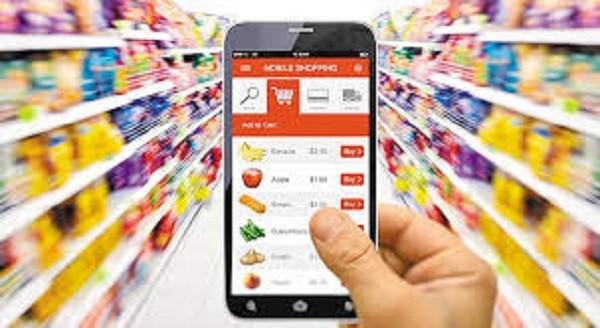 Εκτοξεύθηκαν 282% οι πωλήσεις των ηλεκτρονικών σούπερ μάρκετ