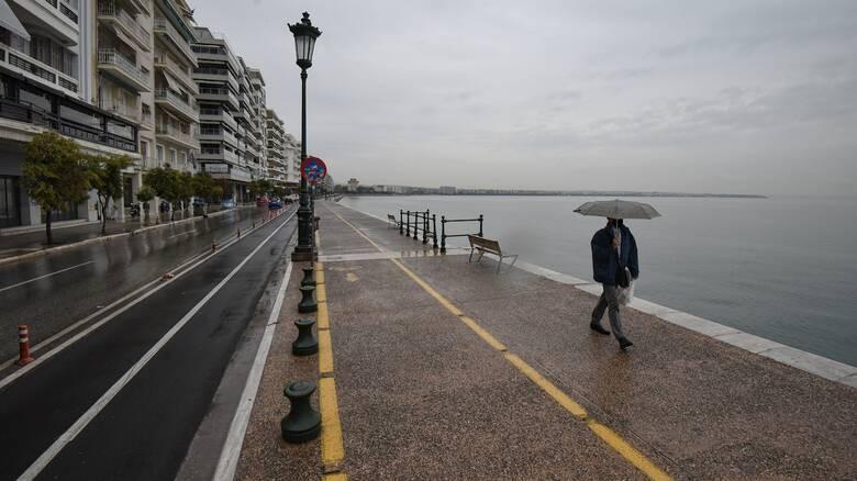Θεσσαλονίκη: Μείωση 13% του ιικού φορτίου στα λύματα