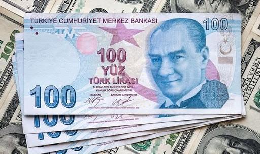 Τουρκία: «Βουτιά» 2,3% για τη λίρα