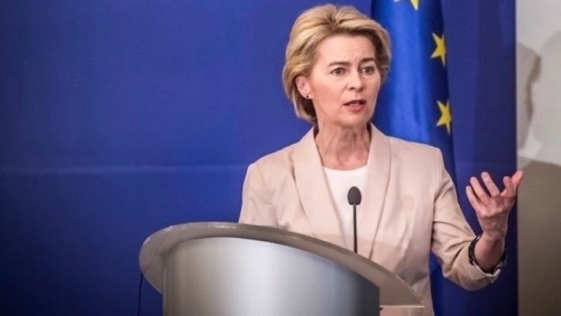 Φον ντερ Λάιεν: Ευκαιρία του αιώνα για την ΕΕ το Ταμείο Ανάκαμψης