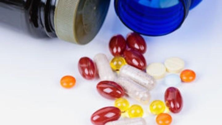 Πολυβιταμίνες, ωμέγα-3, προβιοτικά