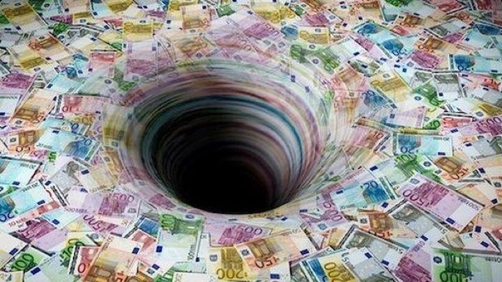 Δημόσιο χρέος: Αλμα στα 341,023 δισ. ευρώ στο τέλος δ' τριμήνου πέρυσι