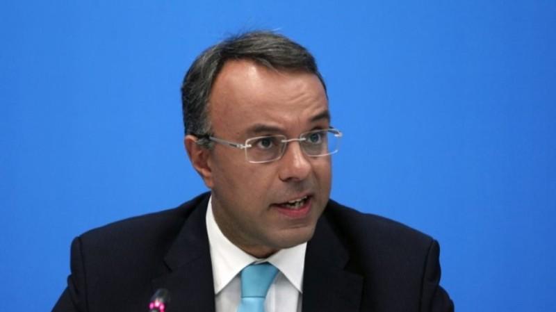 Xρ. Σταϊκούρας: 96 εκατ. ευρώ η επιδότηση δανειοληπτών από το «Γέφυρα 1»