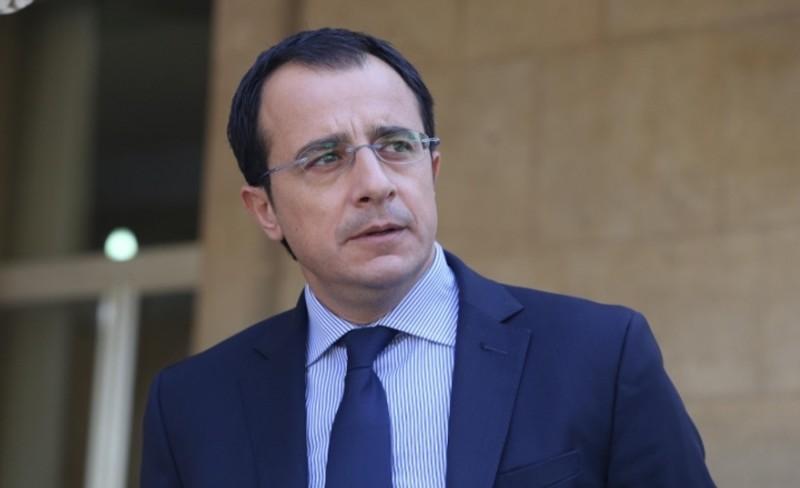 Ν. Χριστοδουλίδης: Στο πλαίσιο της ΔΔΟ η συμφωνία για το Κυπριακό