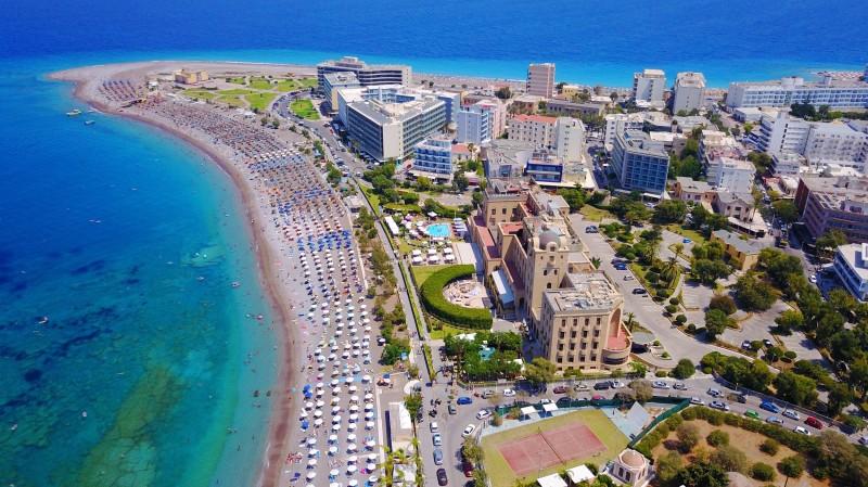 Πάνω από 200 ξενοδοχεία θα ανοίξουν στη Ρόδο έως το τέλος του μήνα