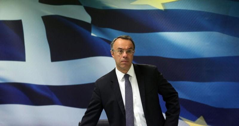 Χρ. Σταϊκούρας: Με €3 δισ. θα στηριχθούν επιχειρήσεις και νοικοκυριά