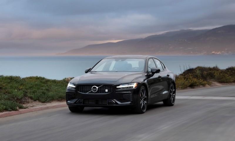 Volvo: Εντυπωσιακή άνοδος πωλήσεων τον Απρίλιο