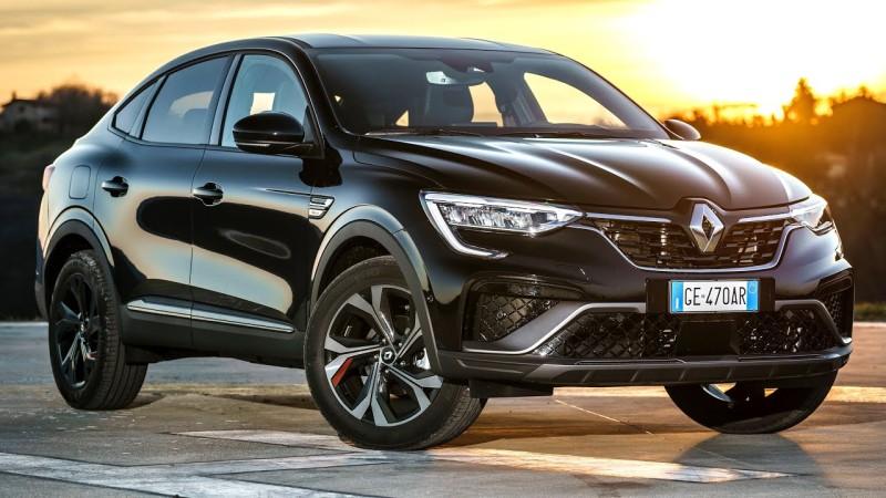 Tο νέο Renault Arkana λανσάρει προηγμένη υβριδική τεχνολογία
