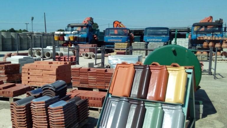 Αύξηση 2% στις τιμές οικοδομικών υλικών τον Απρίλιο