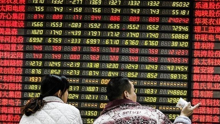 Ρευστοποιήσεις στα Ασιατικά χρηματιστήρια