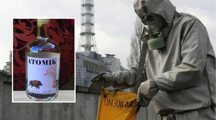 Ουκρανία: Οι αρχές κατάσχεσαν εκατοντάδες μπουκάλια ποτού από το Τσερνόμπιλ