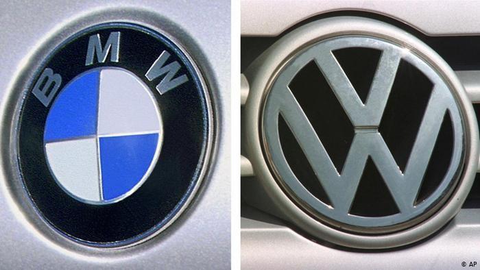 Πρόστιμο σε BMW και Volkswagen από την Κομισιόν