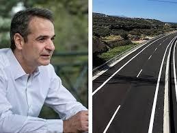 ΚΡΗΤΗ: Ο μεγαλύτερος νέος αυτοκινητόδρομος στην Ευρώπη