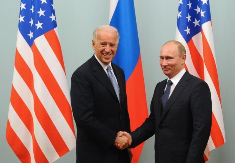 Λευκορωσία και Ουκρανία θα συζητηθούν στη συνάντηση κορυφής Μπάιντεν - Πούτιν