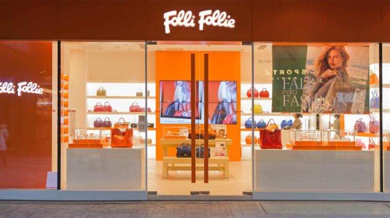 Folli Follie: Προσωρινή διαταγή