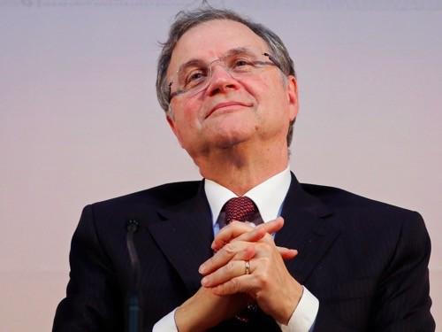 Ignacio Visco: Θα αντιμετωπίσει πιθανές αδικαιολόγητες αυξήσεις στα επιτόκια η ΕΚΤ