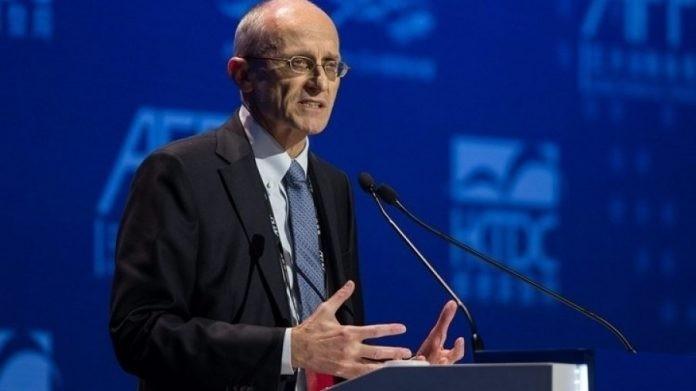 Α. Ενρία: Οι ελληνικές τράπεζες θα έχουν τη στήριξη της ΕΚΤ